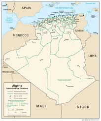 Blank World Map Pdf by Algeria Map Political Algeria Map Outline Blank