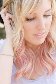 pinks current hairstyle best 25 blonde hair with pink highlights ideas on pinterest