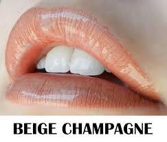 beige champagne u2013 long lasting kissable lip colors