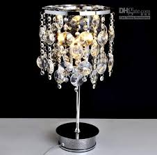 Crystal Desk Lamp by Best Modern Minimalist K9 Crystal Table Lamp Lights Living Room