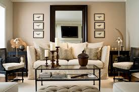 livingroom wall ideas bedroom cool some living room wall decor mirrors ideas 21 photo