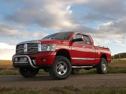 Dodge Ram Cummins Leveling Kit - 35 inch tires with leveling kit dodge diesel diesel truck