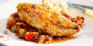 comment cuisiner du blanc de poulet blancs de poulet aux épices facile et pas cher recette sur