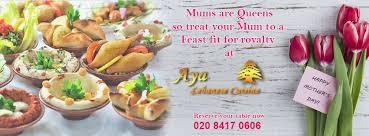 aya cuisine aya lebanese cuisine lebanese restaurant united