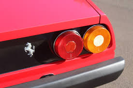 ferrari tail lights treat yourself to the best version of the worst ferrari