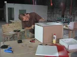Manufacturers Of Kitchen Cabinets Modular Cabinet And Custom Cabinet Manufacturing Process Youtube