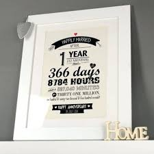 one year wedding anniversary gifts for one year wedding anniversary gifts for him year wedding