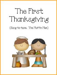 inspired by kindergarten thanksgiving story