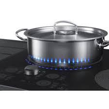 Induction Cooktop Cookware Samsung Nz30k7880ug Aa 30