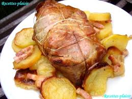 cuisine roti de veau rôti de veau paysanne recettes plaisir rpetiteetoile