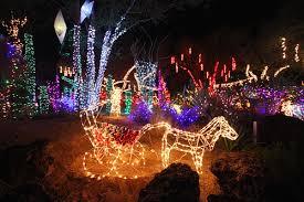 ethel m chocolate factory las vegas holiday lights christmas in vegas ethel m cactus tree lighting