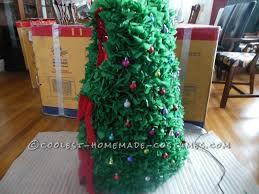 twinkling christmas tree costume