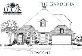 the gardenia the arbor at willow grove new home floor plan