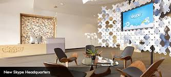 skype headquarters new skype headquarters in palo alto the hub creative directory