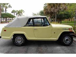 jeep jeepster 2015 1969 jeep commando for sale classiccars com cc 758435