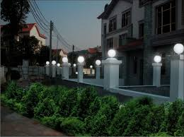 white plastic outdoor lighting uvioresistant acrylic globe lights plastic outdoor ball light