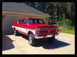 where are ford trucks made this 1976 ford f250 ranger xlt crew cab 4x4 would be a find