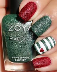 305 best christmas nails images on pinterest holiday nails