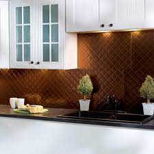 fasade 24 in x 18 in quilted pvc decorative backsplash panel in