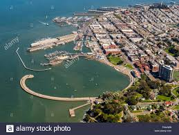 Fisherman S Wharf Aerial View Marina And Fisherman U0027s Wharf San Francisco San