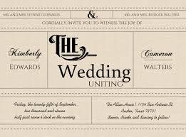 sles of wedding invitations vintage wedding invitation wording theme ideas retro styles by era