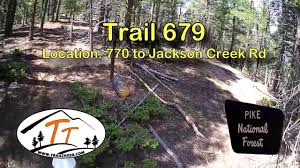 Colorado Ohv Trail Maps by Rampart Range Ohv Trail 679 Youtube