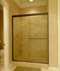 bathroom sliding glass shower doors lowes shower door
