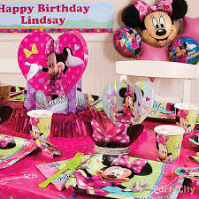 minnie mouse party ideas minnie mouse party table idea party city party city
