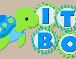 turtle baby shower turtle baby shower decoration for boy it s a boy