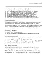 Civil Engineer Resume Sample Pdf by Geotechnical Engineer Sample Resume 20 Civil Engineer Resume