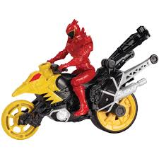 motocross action figures power rangers dino super charge dino stunt bike and t rex super