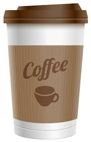 coffee cups generic plastic coffee mug transparent png stickpng