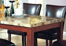 granite top dining table granite top round dining table getlaunchpad co