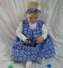hanukkah baby hanukkah glitter dresses for baby and toddler