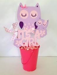 purple owl baby shower decorations sweet purple owl centerpieces for decorating a baby shower or a