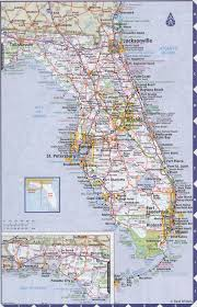 florida highway map florida road map