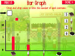 ice cream graphing u2013 a basic graphing game for grades 1 and 2