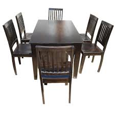 28 dining room sets solid wood solid wood transitional 7pc