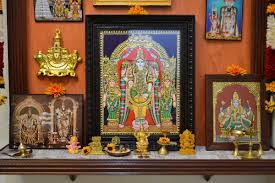 Mandir Decoration At Home Title U003edecorated Pooja Mandap Visual Taste