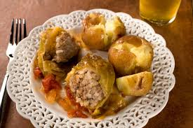 slow cooked stuffed cabbage recipe chowhound