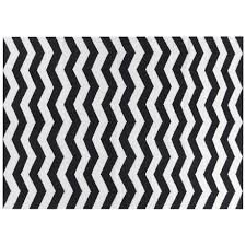 Black And White Zig Zag Rug Once Daily Chic New Rugs At Freedom Rug Pinterest Chevron