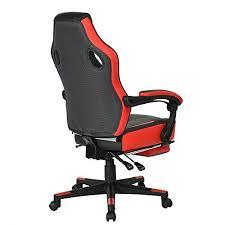 reclining gaming desk chair executive reclining office chair 360 degree swivel ergonomic racing