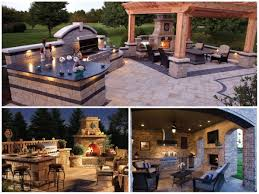 outdoor kitchens pictures 50 outdoor kitchens designs