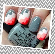 super cute nail design beauty pinterest nail technician