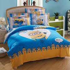 Cute Bedspreads Minion Bed Set Queen King Twin Size Bed Sets Twins And Queens