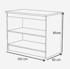 meuble bas cuisine 100 cm meuble bas etagere fantaisie meuble bas de cuisine 100 cm cuisto