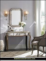 Best Mirrored Furniture Images On Pinterest Mirrors Mirrored - Bedroom ideas with mirrored furniture