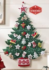 nordic tree bucilla advent calendar