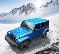 pearl jeep wrangler 2014 jeep wrangler polar edition conceptcarz com
