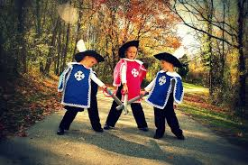 Musketeer Halloween Costume Adorable Literary Costumes Kids